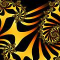 Golden Ladder To Nowhere by Debra Martelli