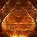 Golden Lamps by Yali Shi