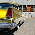 Golden Lincoln by Steve Natale