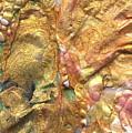 Golden Mask by Jan Bennicoff