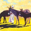 Golden Morning by Jim Bob Swafford