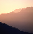 Golden Mountains by Patrick Klauss