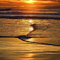 Golden Pacific Sunset by Brian Tada