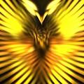 Golden Phoenix by Kim Sy Ok