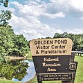 Golden Pond Visitor Center And Planetarium by Chad Fuller