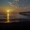 Golden Rays by Dan Zarate
