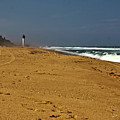 Golden Sands At Umhlanga by Jeremy Hayden