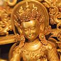 Golden Sculpture by Ron Dahlquist - Printscapes