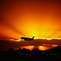 Golden Skyway by Scott Kimble