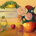 Golden Still Life by Marlene Book