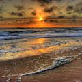 Golden Sunrise by E R Smith