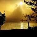 Golden Sunrise by Lauren Radke