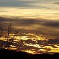 Golden Sunrise One by Ana Villaronga
