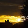 Golden Sunrise by Svetlana Sewell