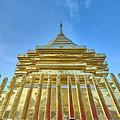 Golden Temple by Dmitry Dreyer