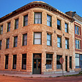 Goldfield Consolidated Mines Building by Scott McDaniel
