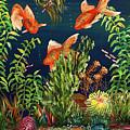 Goldfish by Esther Gordon