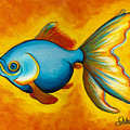 Goldfish by Sabina Espinet