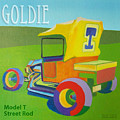 Goldie Model T by Evie Cook