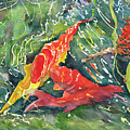 Goldrush by Madeleine Arnett