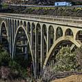 Goleta Hwy 101 Bridge by Tommy Anderson