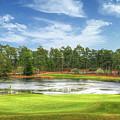 Golf At Pinehurst  by Ryan Barmore