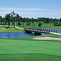 Golf Course Gold Coast Queensland by Panoramic Images