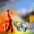 Golf Madrid Masters 01 by Miki De Goodaboom