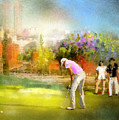 Golf Madrid Masters  02 by Miki De Goodaboom