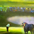 Golf Madrid Masters 03 by Miki De Goodaboom