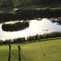 Golf - Puttering Around by Jason Nicholas