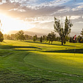 Golfers Paradise by James BO Insogna