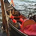 Gondola In Venice by Michael Henderson