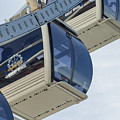 Gondola Over The Sea by E Faithe Lester