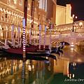 Gondolas by Loretta Orr