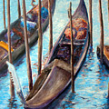 Gondolas by Mike Segura