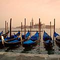Gondolas by Rajendra Pisavadia
