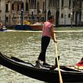 Gondolier With Matching Socks by Michael Henderson
