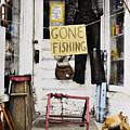 Gone Fishing by Allan Teger