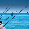 Gone Fishing by Juan Ortega
