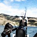 Gone Fishing by Susan Kinney