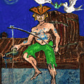 Gone Fishing by William Depaula