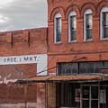 Gone Grocery 5 #vanishingtexas Street Scene Rosebud Texas by Trace Ready