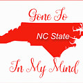 Gone To Nc State by Paulette B Wright