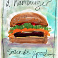 Good Burger by Linda Woods