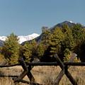 Good Fences Make Good Neighbors .... Robert Frost by John Schneider