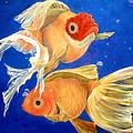 Good Luck Goldfish by Samantha Lockwood