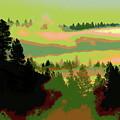 Good Morning In Spokane by Ben Upham III