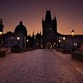 Good Morning Prague  by Jaroslaw Blaminsky