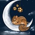 Good Night by Veronica Minozzi